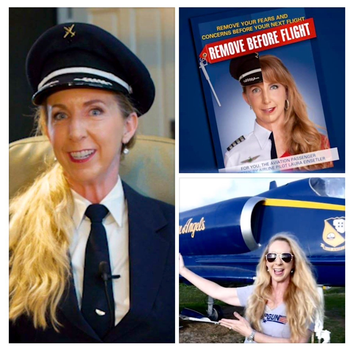 Captain Laura's New Promo Clip!