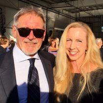 Harrison Ford, a fellow Captain and pilot of the Millennium Falcon in Star Wars (ok for real though, he owns and flies several great airplanes!), shared a brief conversation with me about the importance of promoting aviation, especially to the younger generation. I have so many concepts and ideas about this!