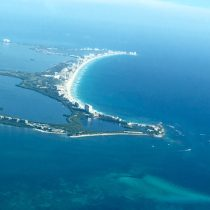The amazing beauty of Mexico – Cancun office view!