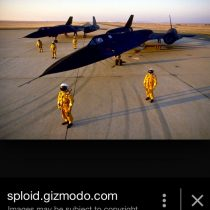My all time favorite jet – the SR71! I get weak in the knees! Brian Shul's photo – Sled Driver and The Untouchables for more at Galleryonepublishing.com