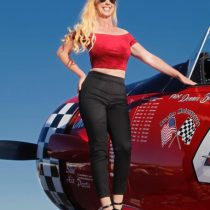 Let's talk Air Racing!! Come out to the Reno Air Races – held in mid September each year. You will see gorgeous aircraft like this one, Midnight Miss, one of the T-6's raced by the Buehn Racing Team! Tons of airshow performances and loads fun – head to the pits to see these amazing aircraft up close! (AirRace.org, BuehnAirRacing.com)