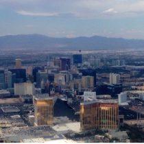 Sweet shot of Las Vegas
