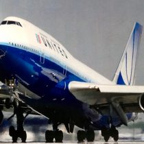 4 engine Boeing beauty 747
