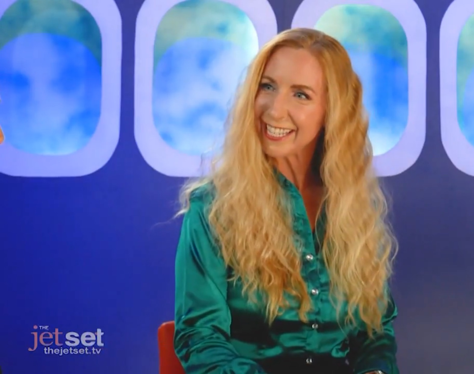 Captain Laura Helps Kick Off Season 3 of the Jet Set TV Show!